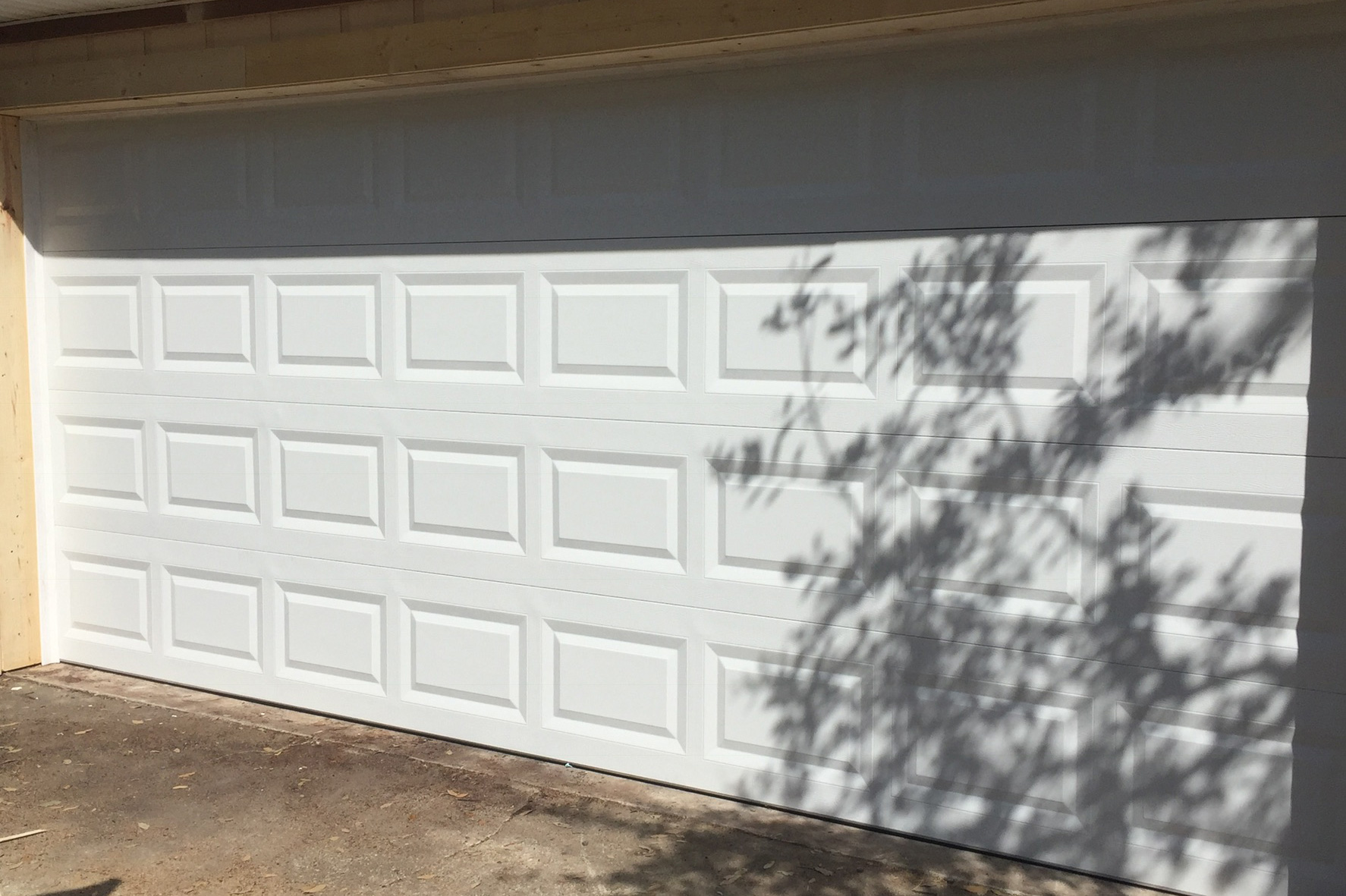 door ut a reasons cedar city good red installation doors rock garage install to new