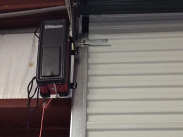 Commercial garage door - Bunnell, FL