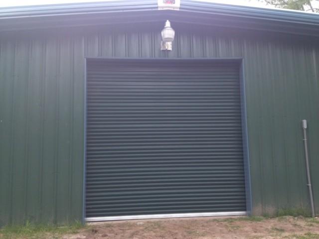 Roll Up Garage Door : Commercial garage doors ormond beach fl daytona