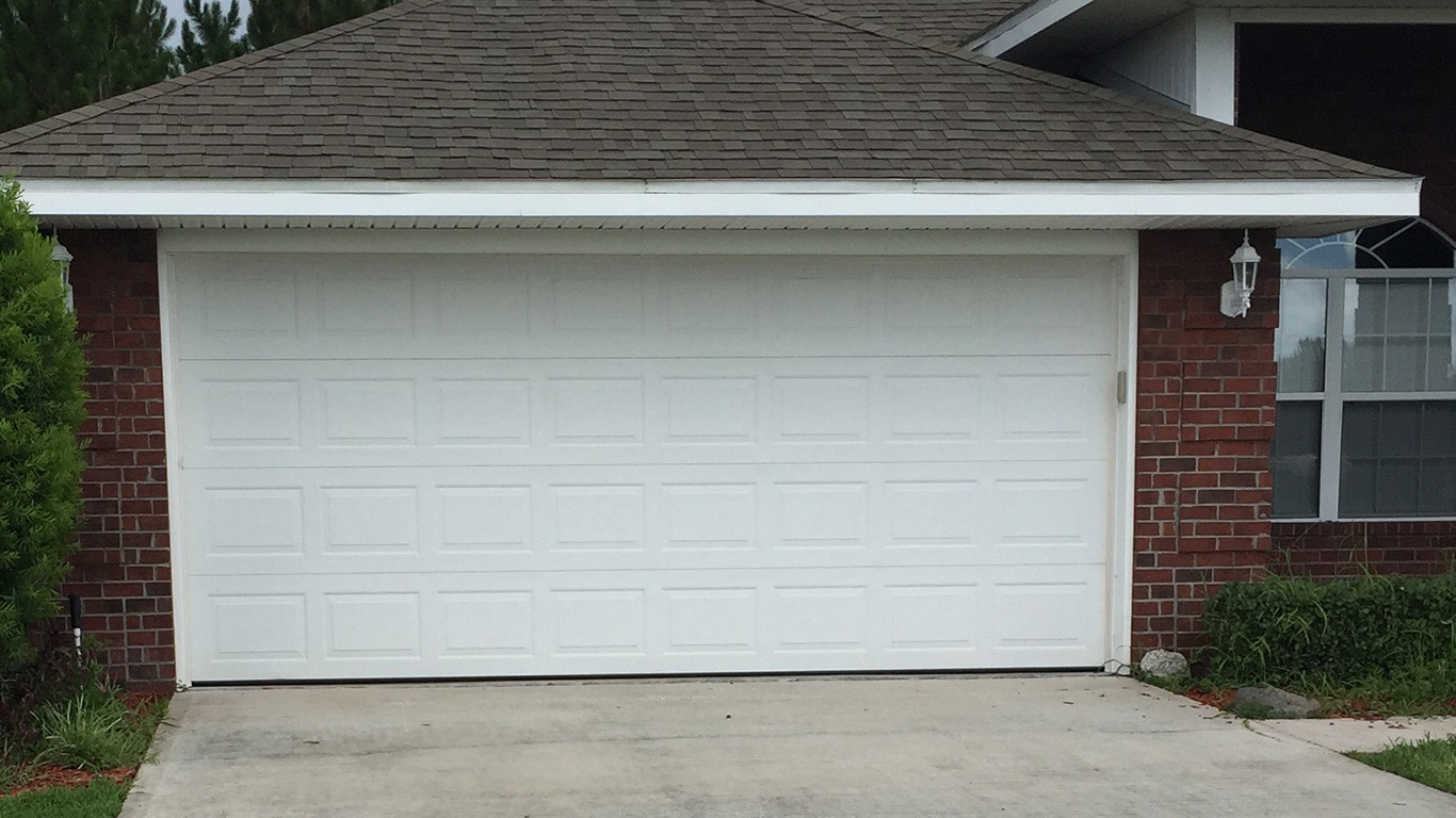 Garage door installation flagler county volusia county for Garage doors